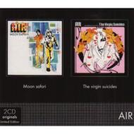 Moon Safari / Virgin Suicides