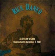 At Dylan's Cafe: Washington Dc December 8, 1987