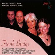 Works For String Quartet, Piano Quintet, Etc: Bridge Q M.dussek(P)