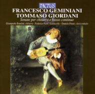 Guitar Sonatas: Bandini(G)Ferri(Vc)Proni(Cemb)+giordani: Sonatas