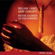 ハープ・コンソート組曲、ギターとハープのためのデュオ エイランダー&レ・ヴォワ・ユメーヌ