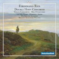 ヴァイオリン協奏曲、2つのホルンのための協奏曲、他 シュテック、ヴィレン&ケルナー・アカデミー、他