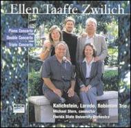 Triple Concerto, Etc: Kalichstein-laredo-robinson Trio M.stern /