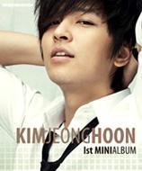 1st Mini Album:Kim Jeong Hoon