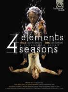 ルベル:『四大元素』、ヴィヴァルディ:『四季』 M.ザイラー、ベルリン古楽アカデミー(ダンスとのコラボレーションによるコンサート 2008)