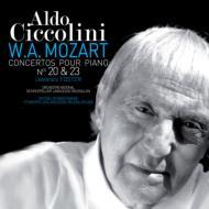 ピアノ協奏曲第20番、第23番 チッコリーニ、フォスター&モンペリエ国立歌劇場管