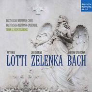ゼレンカ:ミゼレーレ、バッハ:カンタータ第12番、他 ヘンゲルブロック&バルタザール=ノイマン合唱団、管弦楽団