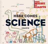 They Might Be Giants/Here Comes Science (+dvd)