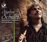 Concertos For 5 Flutes Op.15: Stephen Schultz