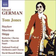 歌劇『トム・ジョーンズ』全曲 ヒューム&ナショナル祝祭管、スタイコフ、モリスン、他(2008 ステレオ)(2CD)