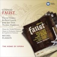 『ファウスト』全曲 プラッソン&トゥールーズ・カピトール国立管、リーチ、ヴァン・ダム、他(1991 ステレオ)(3CD)