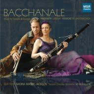 Bacchanale-works For Trumpet & Bassoon: Guy Few(Tp)N.m.jackson(Fg)Mallon / Toronto Co