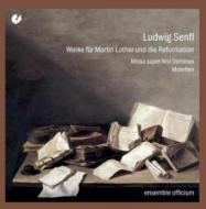 Werke For Martin Luther & The Reformation: Rombach / Ensemble Officium
