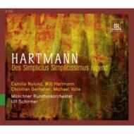 室内オペラ『シンプリチウス・シンプリチシムスの青年時代』 シルマー&ミュンヘン放送管、ニールンド、ゲルハーヘル、他(2008 ステレオ)