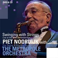 Swinging With Strings Live At Bimhuis Amsterdam