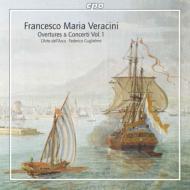 序曲と協奏曲集第1集 グリエルモ&ラルテ・デラルコ