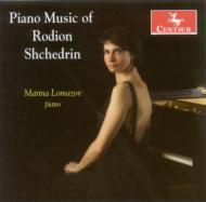 Piano Works: Lomazov