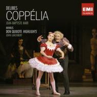 ドリーブ:『コッペリア』全曲(マリ&パリ・オペラ座管)、ミンクス:『ドン・キホーテ』(ランチベリー指揮)(2CD)