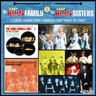 King Family Live! In The Round / New Sounds Of The Fabulous King