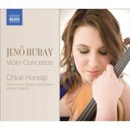 ヴァイオリン協奏曲第1番、第2番 ハンスリップ、モグレリア&ボーンマス響