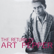 Return Of Art Pepper (180グラム重量盤レコード/Jazz Workshop)