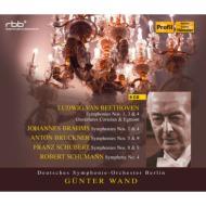 ヴァント&ベルリン・ドイツ交響楽団ライヴ集成ボックス(8CD)