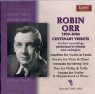 Centenary Tribute-chamber Works: Rostal(Vn)Durrant(Va)Etc