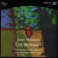 弦楽四重奏曲第3番、ファンタジア・オン・ア・グランド、他 リディアン弦楽四重奏団(+インタビューCD)