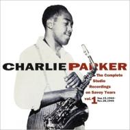 Complete Studio Recording On Savoy Years Vol.1