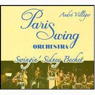 Swingin' Sidney Bechet