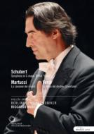 Schubert Symphony No.9, Verdi La Forza del Destino Overture, Martucci La canzone dei ricordi : Muti / Berlin Philharmonic, Urmana