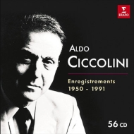 ピアノ作品集/Ciccolini Enregistrements Emi 1950-1991 (Ltd)