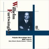 ポリドール録音集2(『こうもり』序曲、『セヴィリアの理髪師』序曲、他) フルトヴェングラー&ベルリン・フィル(1929−37)