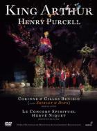 『アーサー王』全曲 コリンヌ&ジル・ベニジオ演出、ニケ&コンセール・スピリチュエル、モイヨン、ラビン、他(2009 ステレオ)