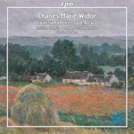 オルガン交響曲6番、オルガンと管弦楽のためのシンフォニア・サクラ シュミット、ショーヨム&バンベルク交響楽団