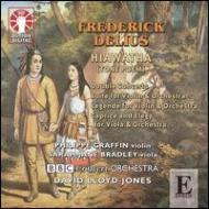 Hiawatha, Double Concerto, Legende: Lloyd-jones / Bbc Concert O Graffin(Vn)Bradley(Va)