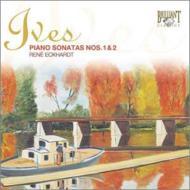 ピアノ・ソナタ第1番、第2番 エクハルト、パメイジャー