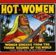 Hot Women: Women Singers From The Torrid Regions