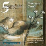 マニフィカト集、12声のカンツォーナ、他 ジーニ&クレーマ・モンテヴェルディ合唱団、アンサンブル・ラ・ピファレスカ