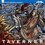 歌劇『タヴァナー』全曲 ナッセン&BBC交響楽団、ヒル、ウィルソン=ジョンソン、他(1996 ステレオ)(2CD)
