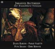 Der Brauchbare Virtuoso: Baroni(Traverso)valetti(Vn)skalka(Vc)borner(Cemb)