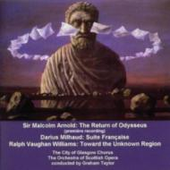 The Return Of Odysseus: G.taylor / Scottish Opera O City Of Glasgow Cho