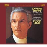 ケンペ/ミュンヘン・フィルのブラームス:交響曲第4番<PA-334>