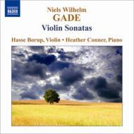 ヴァイオリン・ソナタ第1番、第2番、第3番 ボロプ、コナー