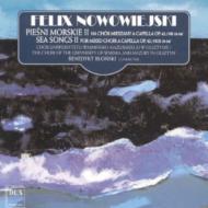 Sea Songs.2 For Mixed Choir A Capella: Blonski / Warminsko-mazurskiego Univ Cho