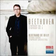 Symphonies Nos,  7,  8,  :  De Billy  /  Vienna Radio Symphony Orchestra