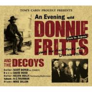 An Evening With Donnie Fritts And The Decoys