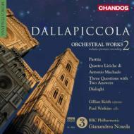 管弦楽作品集2(パルティータ、対話、3つの問いと2つの答え、他) ノセダ&BBCフィル