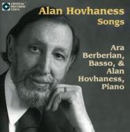 Songs Vol.1: A.berberian(B)Hovhaness(P)
