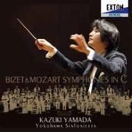 モーツァルト:交響曲第41番『ジュピター』、ビゼー:交響曲 山田和樹&横浜シンフォニエッタ